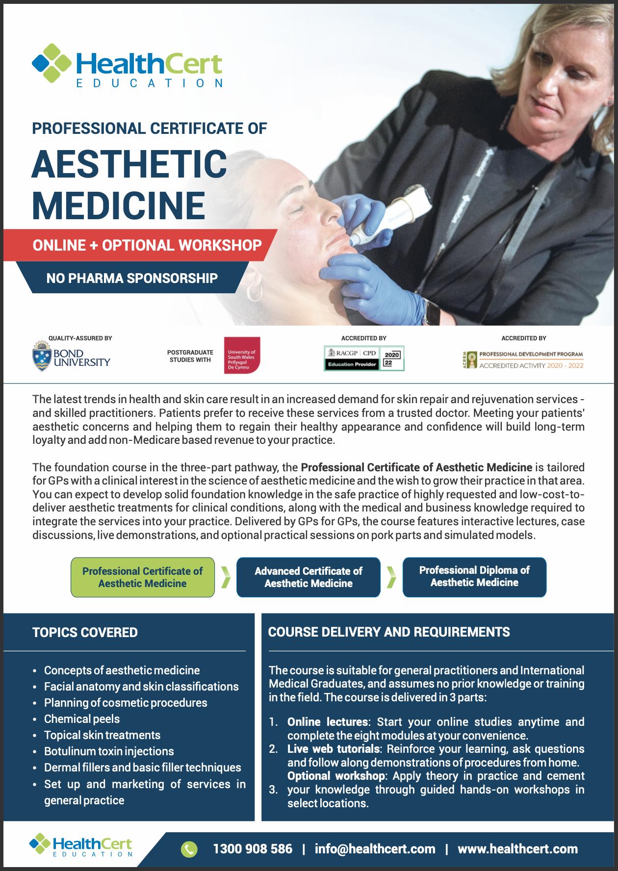 Professional-Certificate-of-Aesthetic-Medicine