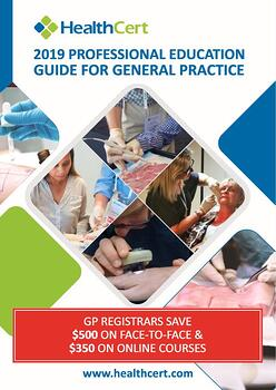 GP Registrars 2019 cover image