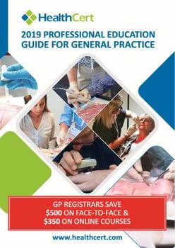 GP Registrars 2019 cover image