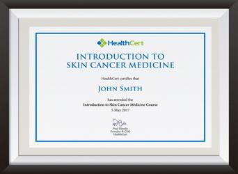 SCREG certificate__w frame