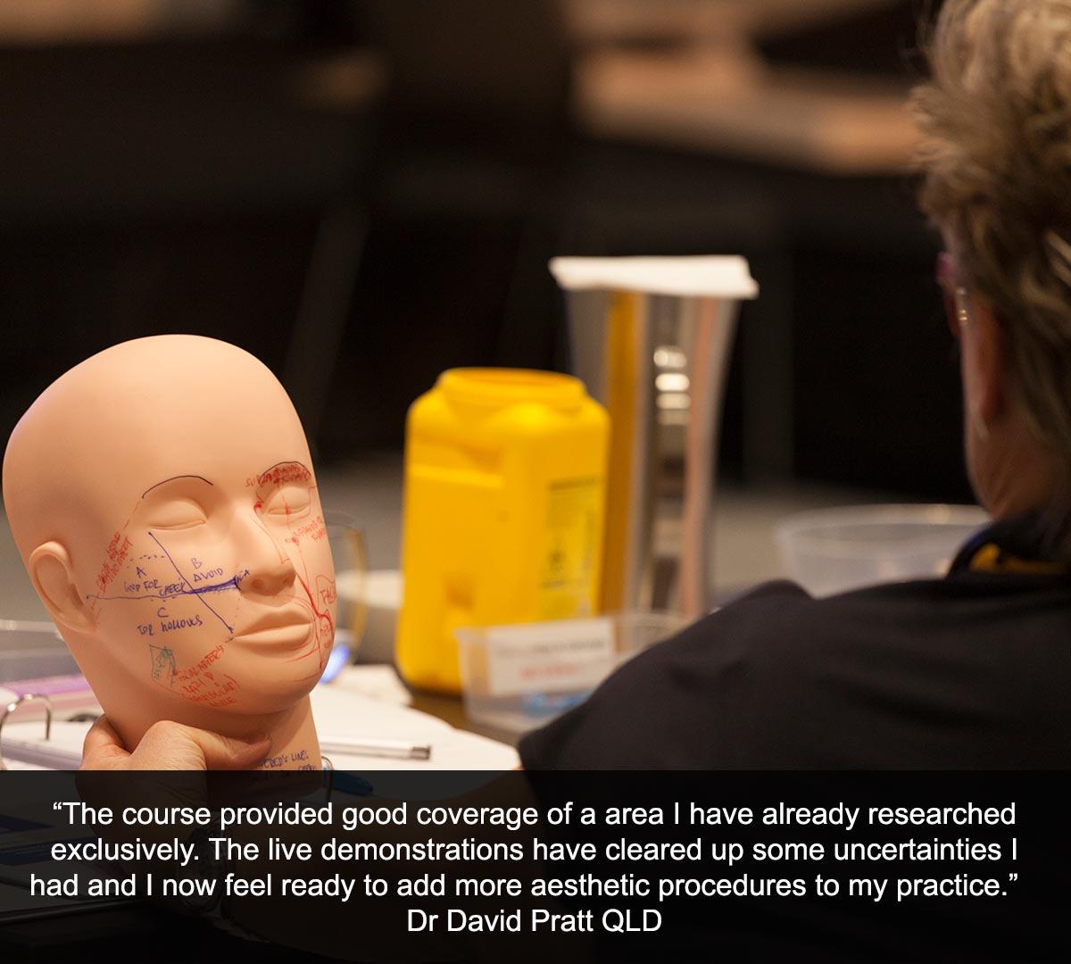 Professional Certificate of Aesthetic Medicine