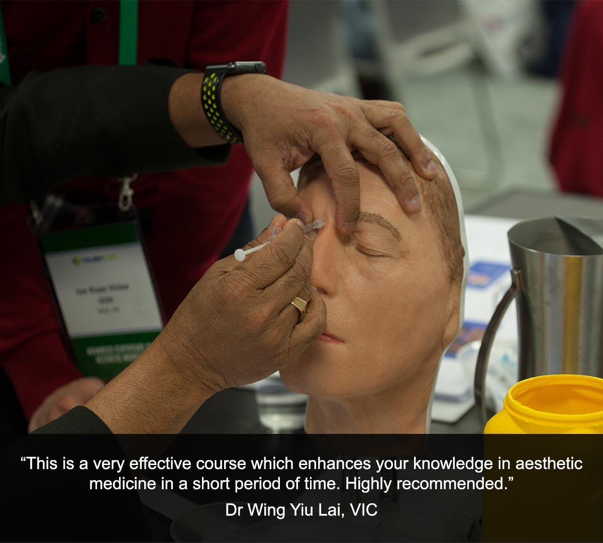 Advanced Certificate of Aesthetic Medicine