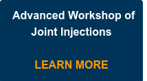Advanced Workshop of Joint Injections